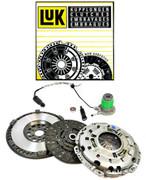 Luk Clutch Kit & Slave & Racing Flywheel Corvette C6 6.0L LS2 6.2L LS3 Z06 7.0L LS7