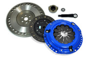 F1 Stage 2 Clutch Kit & Forged Chromoly Flywheel 1992-2005 Honda Civic Del Sol