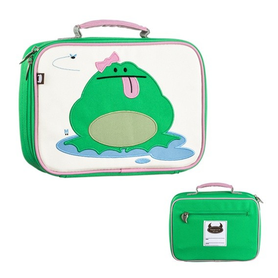 Beatrix New York - Katarina Frog Lunch Box - Childrens Lunch Box