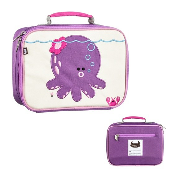 Beatrix New York - Penelope Octopus Lunch Box - Kids Lunch Box
