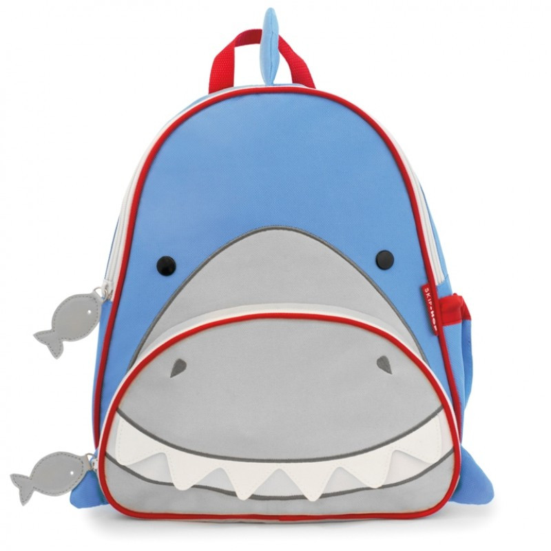 Skip Hop Zoo Pack Shark - Childrens Backpacks