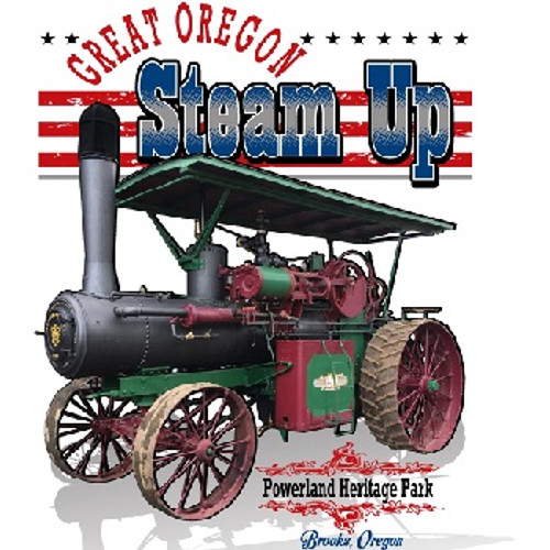 Great Oregon Steam-Up