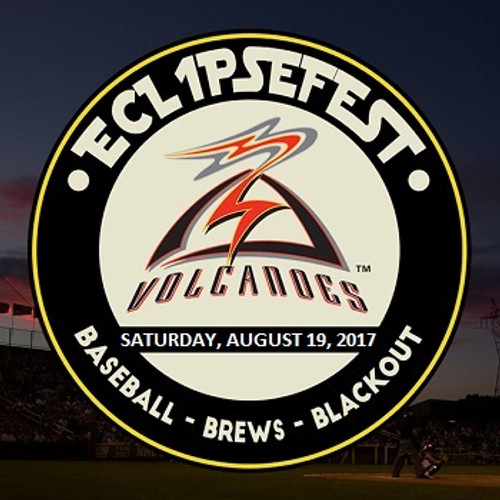 Volcanoes Baseball Ticket for Aug. 19 - PICK UP ONLY @ 4205 CHERRY AVE IN KEIZER