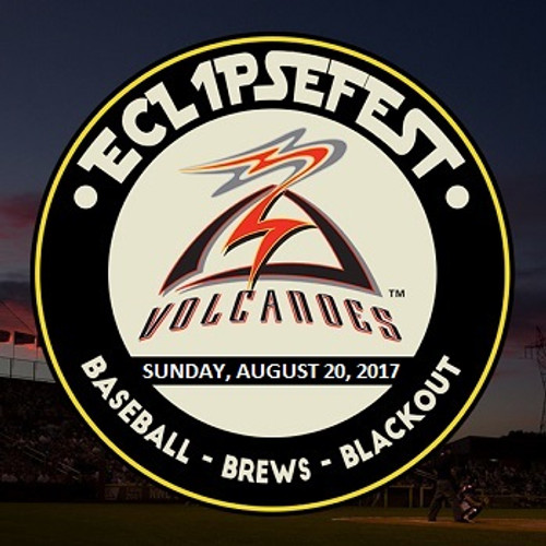 Volcanoes Baseball Ticket for Aug. 20 - PICK UP ONLY @ 4205 CHERRY AVE IN KEIZER