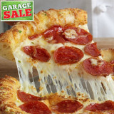 Dominos Pizza - Large 3 Topping Pizza
