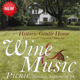 Wine & Music Picnic at Historic Gentle House