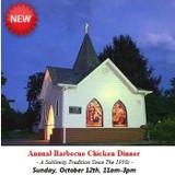 St. Boniface Catholic Church Chicken Dinner on Sunday October 12th
