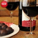 The Art, Wine & Chocolate Bar Event