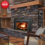 ABB Stoves - GAS FIREPLACE INSERT