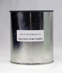 Gelcoat Resin - GP Grade, Pure White