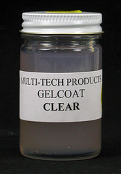 Clear Gelcoat - Marble Clear