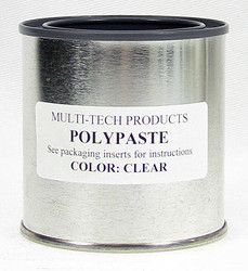 Clear Gelcoat Paste