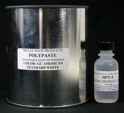 Gelcoat Repair Paste Kit - Standard Bolds