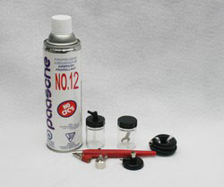 Paasche EZ Starter Airbrush Kit With Propellant