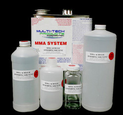 MMA Finishing Solvent