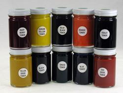 Gelcoat Toner Pigment Kits