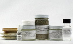 Small Granite Repair Kit to repair your granite in a cost effective method.