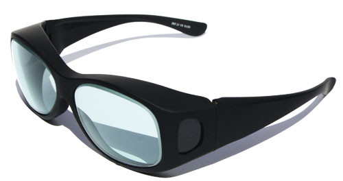 Nd Yag Holmium Laser Safety Glasses Clear Lens