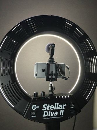Diva Ring Light & Stellar Lighting Systems | Professional Lighting u0026 Equipment for ... azcodes.com