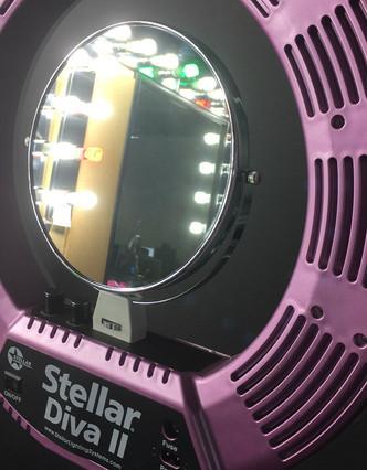 ... Diva Ring Light II. Image 1 & Stellar Lighting Systems: Original Diva CEL 18