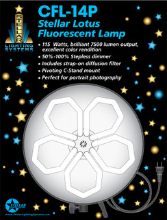 CFL-14P Lotus Fluorescent Lamp