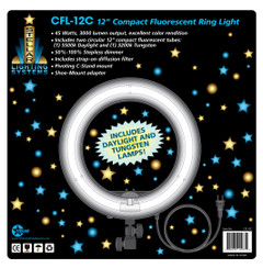 Stellar Diva Ring Light 12""