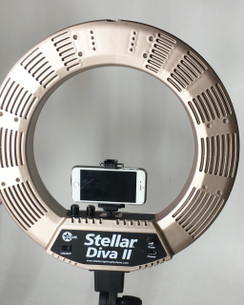 "Stellar Diva 18"" Ring Light  LED"