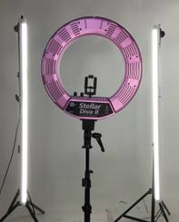 """Stellar Diva RingLight ll  18"""" + Linear Kit"""