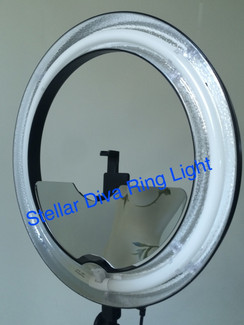 "Stellar Mirror for 18"" Diva Ring Light"