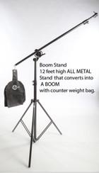 Stellar Boom Stand w/ Sand Bag