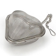 heart shaped mesh ball from rather jolly tea