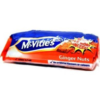 ginger nut 250g from mcvities