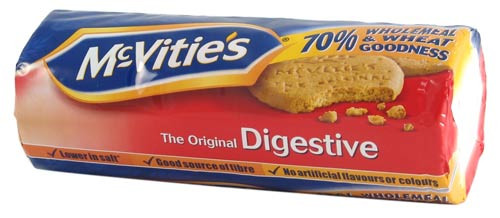 mcvities digestive biscuits imported from the uk