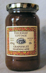Thursday Cottage Marmalade Grapefruit 454g jar