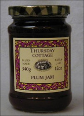 Thursday Cottage Preserves Jams Plum 340g jar