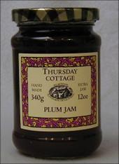 Thursday Cottage Preserves Jams Plum 340g jar