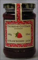 Thursday Cottage Preserves Jams Strawberry 340g jar