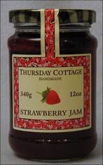 Thursday Cottage Preserves Jams Strawberry 340g jar