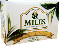 DJ Miles Decaffeinated 40 tea bags