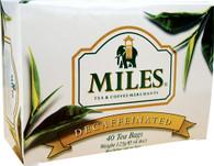 DJ Miles Decaffeinated 40 tea bags