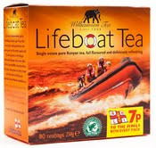 Lifeboat strong british Tea