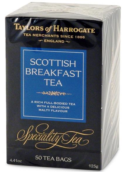 scottish teas from harrrogate