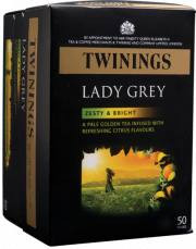 Twinings Lady Grey 50 tea bags