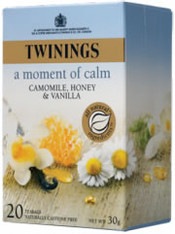 Twinings Infusion Camomile Honey & Vanilla 20 tea bags