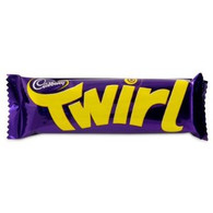 Twirl chocolate bar