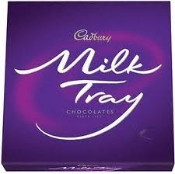 Cadbury milk tray 200g