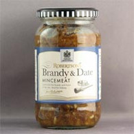 Robertsons Brandy and Date Mincemeat 411g