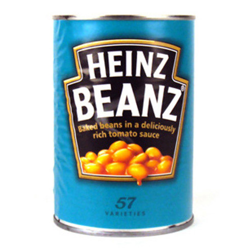 beans by heinz