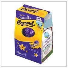 Easter Egg Cadbury Caramel 178g