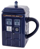TARDIS BLUE MUG
